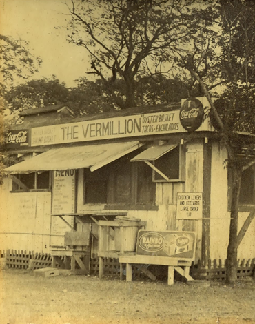 Vermillion Restaurant 1932, how it all began.
